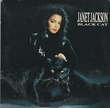 Janet Jackson - Black Cat - CD (2 x Track Australian Card Sleeve)