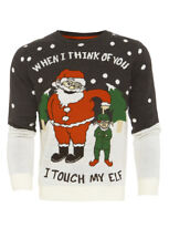 267466a6598 Christmas Jumpers & Cardigans for Men for sale | eBay