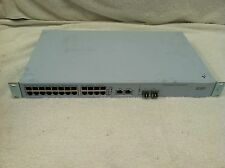 3COM SUPERSTACK 3 SWITCH 4200 28 PORT NETWORK SWITCH 3C1730 USED LOT OF 2
