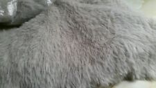 Gorgeous Soft Grey Large Fuzzy Furry Scarf urban OutfittersRRP £28 Great Gift