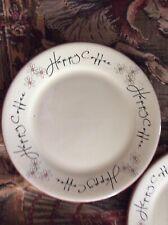 Coffee Theme Decorative Plates 4 Piece Happy .Coffee