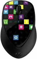 NEW HP H4R81AA 3-Button Bluetooth Wireless Laser Mouse Touch to Pair