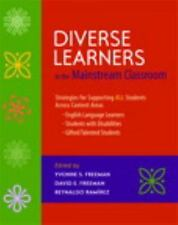 Diverse Learners in the Mainstream Class