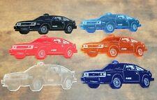 1979 AMC AMX LASER ETCHED ORNAMENT