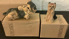 Yorkshire Terrier By encore Set Of Two