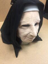 Nun Old Woman Sister The Town Movie Latex Funny Creepy Halloween Mask Nun For U