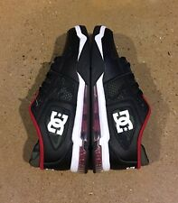 DC Ryan Villopoto Special Edition Size 6.5 Men's BMX Skate Moto Shoe Black Camo