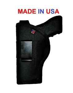 MADE IN USA  PRO TACTICAL IWB GUN HOLSTER FITS COLT 1911 COMBAT COMMANDER 45 ACP