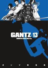 Gantz Volume 13 by Hiroya Oku (2010) SEALED rare oop AC Manga graphic novel