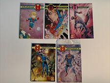 Marvel Comics - Miracleman 1, 2, 3, 4 & 5 lot (2014) Alan Moore Free shipping!