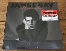 JAMES BAY - ELECTRIC LIGHT CD DELUXE + BONUS TRACKS (BRAND NEW & SEALED)