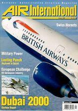 AIR INTERNATIONAL V58 N1 A-4 SKYHAWK USN VA USMC VMA_SWISS F/A-18_AEROFLOT_LUFT