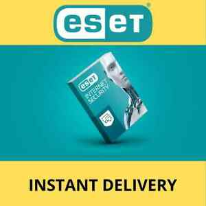 2021 ESET NOD32 INTERNET SECURITY 2020 ORIGINAL FOR 1 PC DEVICE 1 YEAR WORLDWIDE