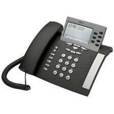 TIPTEL 85 SYSTÈME POSTE ACCUEIL TIPTEL RNIS telephone combiné