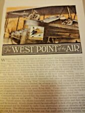 July 1930 Magazine Page #A252- Army Air Corps- The West Point Of Air- 8Pgs
