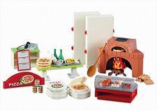 YRTS 6291 Playmobil Pizzería Restaurante Pizza Comercio Tienda ¡Nuevo en Bolsa!