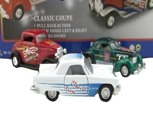 1 X DIECAST CLASSIC CAR shaking classic toy metal vehicle model kids christmas