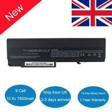 9 Cell Battery for HP Compaq EliteBook 8440p 8440w 6930p 6535b 6530b KU531AA UK