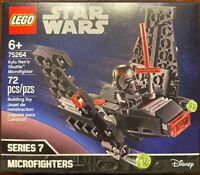Lego Star Wars Kylo Ren's Shuttle Microfighter 75264