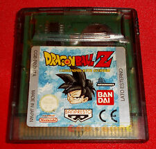 DRAGON BALL Z I LEGGENDARI SUPER GUERRIERI Game Boy Color Ita SOLO CARTUCCIA DM