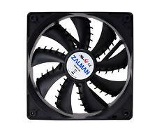 [ZALMAN] ZM-F2 Plus SF 92mm ULTRA QUIET PC Case Fan, 3pin, 12V, EBR, Shark fin