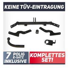 Für Citroen Berlingo I 03-10 Anhängerkupplung starr+E-Satz 7p