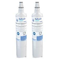 Refresh Replacement Water Filter - Fits LG LFX25975SB Refrigerators (2 Pack)