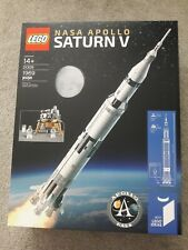 NIB LEGO 21309 Ideas Nasa Apollo Saturn V Building Kit 1969 Pcs Space Rocket