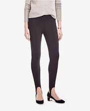 Ann Taylor -  Petite XXSP Black Ponte Stirrup Leggings $79.00 (63)