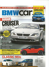 BMW CAR MAGAZINE WINTER 2018 INDEPENDENTLY WRITTEN FOR REAL ENTHUSIASTS