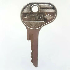 E42 FORKLIFT KEY CUT TO CODE FOR BOSCH, STILL, YALE, LINDE JUNGHEINRICH ETC NEW.