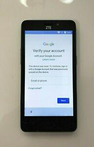 ZTE Maven 2 Z832 - Blue (Cricket Wireless) Smartphone