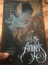 A Flight of Angels Todd Klein, Louise Hawes Holly Black Paperback Book