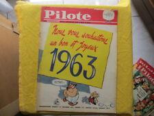Journal PILOTE - 1963 - 5€ pièce au choix
