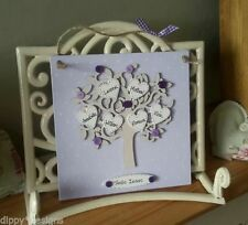 Family Tree Heart Decorative Plaques & Signs