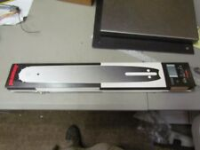 "New 18"" Genuine Jonsered Chainsaw Bar 585 96 33-72 .325 .050"