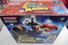 [Used} Dance Dance Revolution With Mario (Mat Controller Included) GameCube