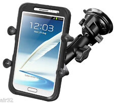 RAM X-Grip Suction Cup Mount for Samsung Galaxy Note 3, Note 4, Note 5, Others