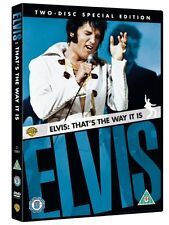 Elvis Presley DVD That's The Way It Is (2 DVD Special Edition)