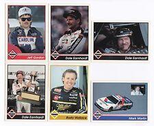 1992 Traks Complete 200 card set BV$20! Gordon, Multiple Earnhardt's!