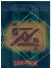 Smallville Season 5 Vengeance From Krypton Chase Card BL3