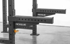 Rogue Fitness SAML-24 Monster Lite Safety Spotter Arms - NEW & FAST SHIP