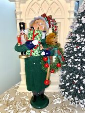 Byers' Choice Caroler Adult Male Shopper 1995