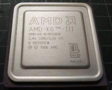 AMD K6-3/450AHX 450MHz 2.4v Vintage CPU Processor
