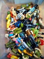 Gi Joe Action Figure Lot Of 3 Vintage Hasbro 80's and 90's Gi Joe Action Figures
