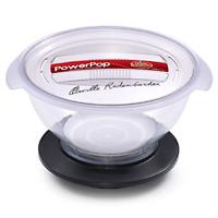 Presto 04830 PowerPop Microwave Multi-Popper, Black