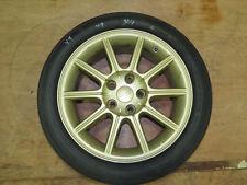 JDM 06 07 Subaru WRX STi V9 OEM 5X114.3 Wheel 17x8+53ET Rim / JDM EJ207 Rim