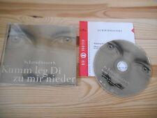 CD Pop Schmidbauers - Kumm leg di zu mir nieder (2 Song) MCD BMG ARIOLA Presskit