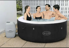 Lay Z Spa Miami (2021) - 4 Person Airjet Hot Tub✅FREE NEXT DAY DELIVERY🚚