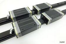 Nsk Linear Guide Bearing Sh20an932mm Used Thk Shs20r Cnc Route 2rail 4block